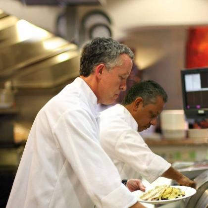 Rob & Jesus, Exec Chefs
